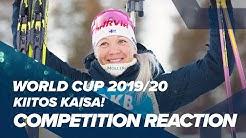 Makarainen bids Farewell to Biathlon