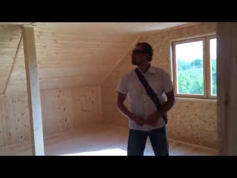 видео: Отзыв Дом 7 5х7м с террасой и эркером
