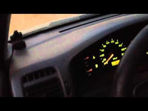 Ложные срабатывания ABS Mazda 323 PBA - Смешные видео приколы