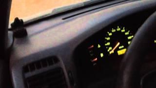 Ложные срабатывания ABS Mazda 323 PBA