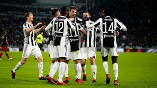 Juventus Vs Sassoulo 2-1 All Goals and Highlights - 2018