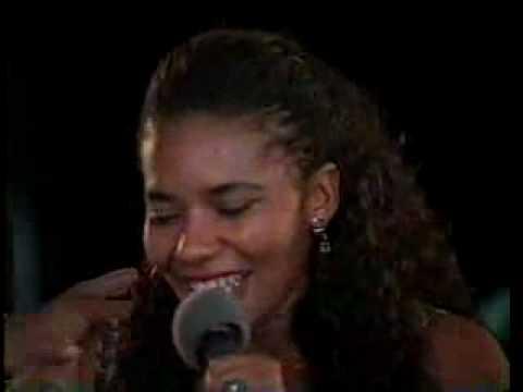 Margareth Menezes - Alegria da Cidade - TV Manchete - 1993