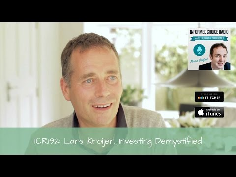 ICR192: Lars Kroijer, Investing Demystified