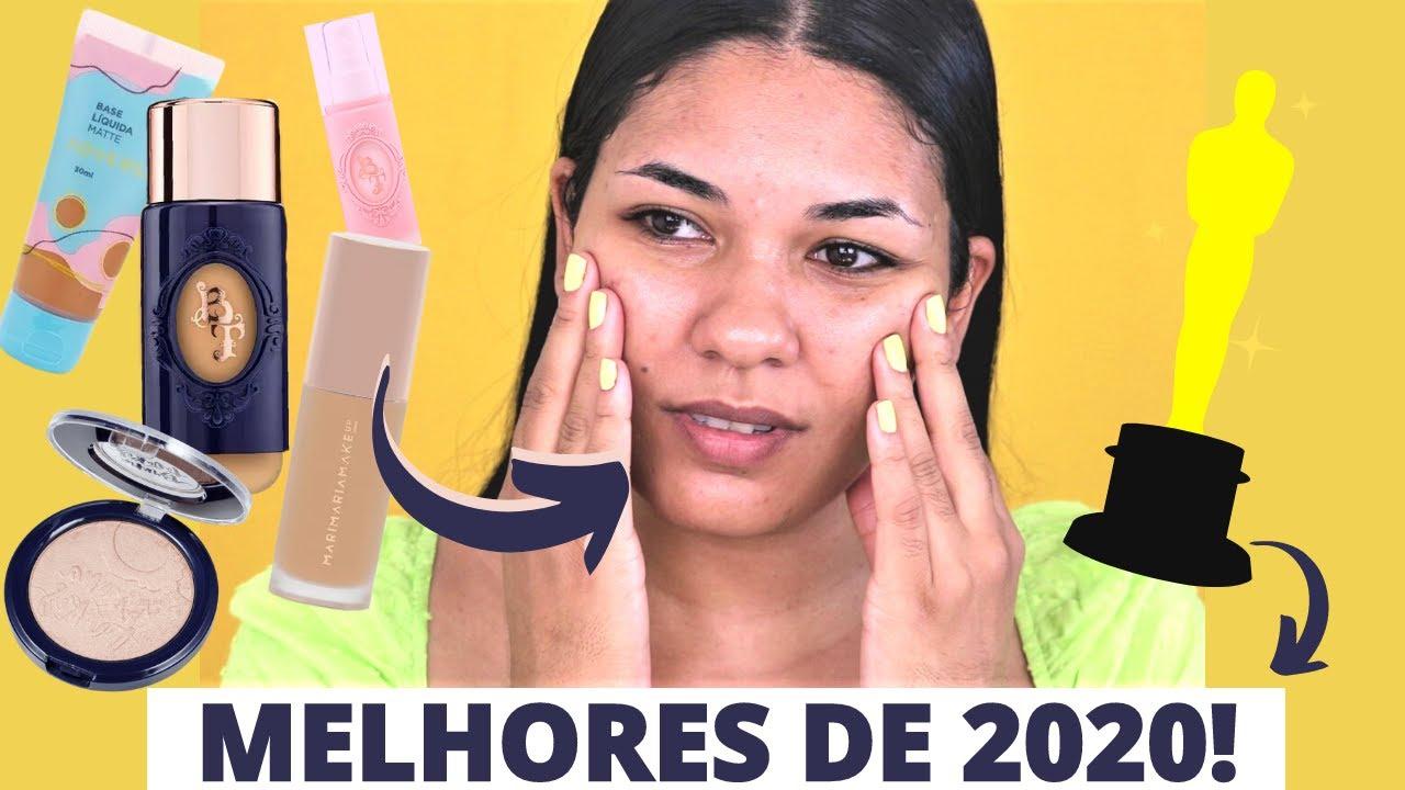 Maquiagens FAVORITAS de 2020!
