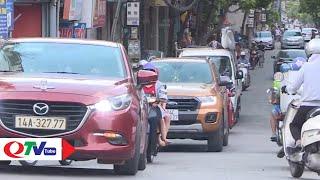 Mất ATGT đường Bãi muối (phường Cao Thắng, TP Hạ Long) | QTV
