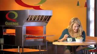 Old Quiznos Commercial - Rachel Elizabeth