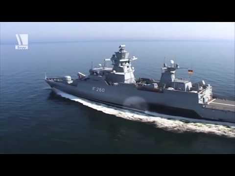 German Navy Orders 5 Additional K130 Braunschweig class Corvettes