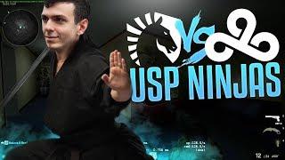 C9 VS LIQUID - USP Ninjas thumbnail