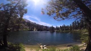 140725 A Hike From Leavitt Meadows Campground To Lane Lake - P…