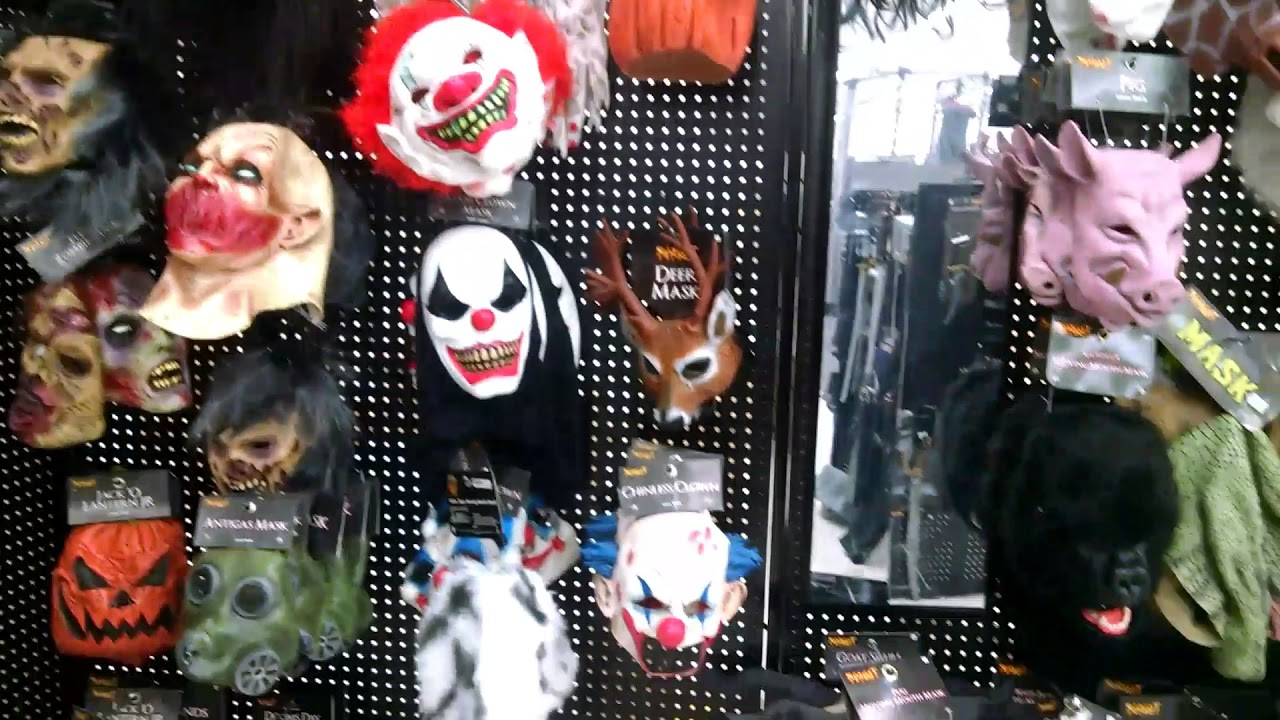 a walk through of the spirit of halloween store on ridgeroad in rochester ny boo scary store - Ny Halloween Store