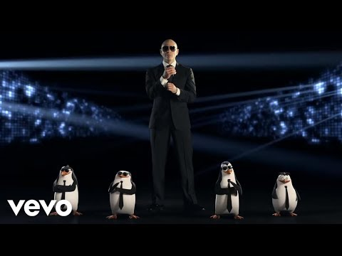 "Pitbull - Celebrate (from the movie ""Penguins of Madagascar"")"