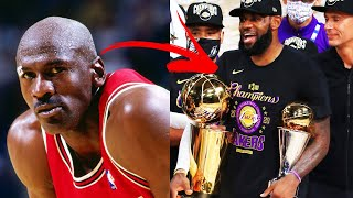After THIS The LeBron James & Michael Jordan Debates Don't Make ANY Sense..
