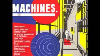 Closing track from the Machines compilation and added extra track f...