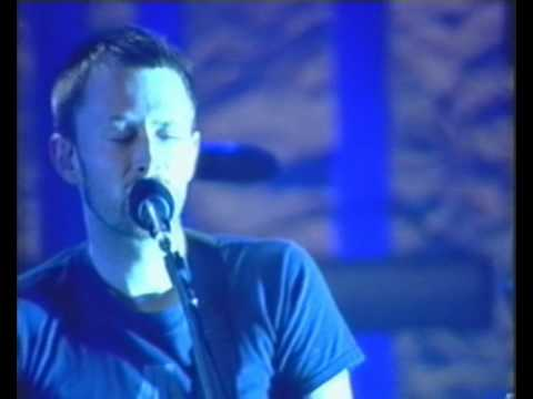 Radiohead - Exit Music (for a film) live Pinkpop 2001 (high quality)