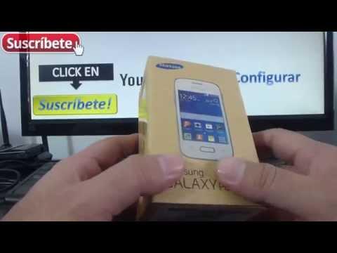 Samsung Galaxy Pocket 2 Unboxing SM G110 M Español