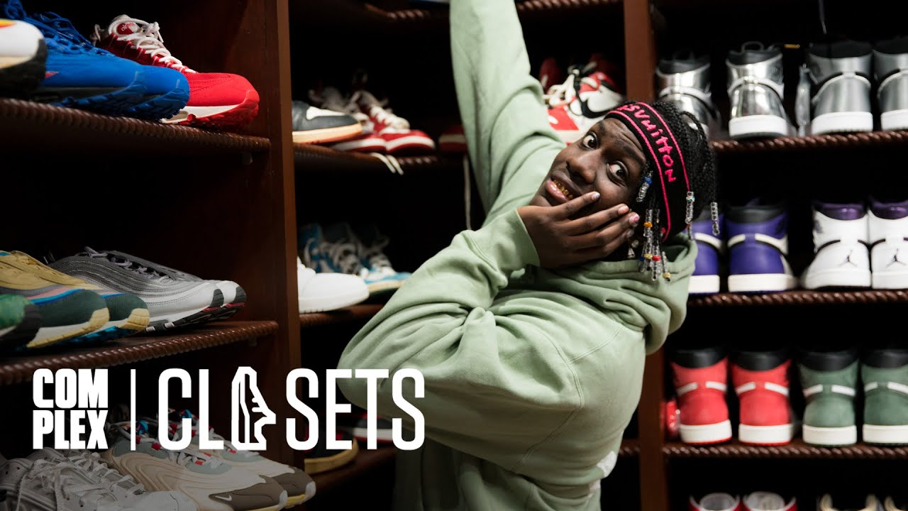 #TMPCHECKOUT: Lil Yachty Returns to Show Off One Of The World's Best Sneaker Collections On Complex