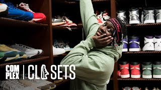 Lil Yachty Returns to Show Off One Of The World's Best Sneaker Collections On Complex Closets Part 1