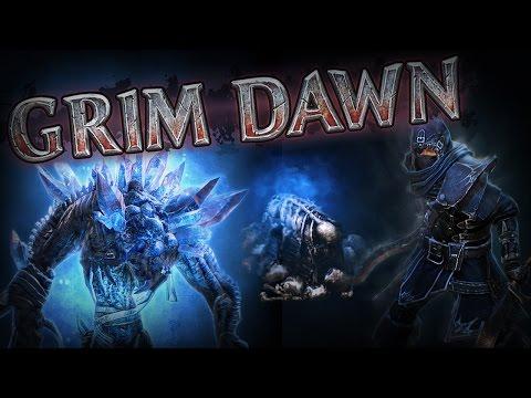 Grim Dawn - Nemesis Hunting In Ultimate - Valdaran The Storm Scourge