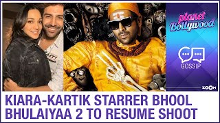 Kartik Aaryan and Kiara Advani starrer Bhool Bhulaiyaa 2 shooting delayed because of THIS reason