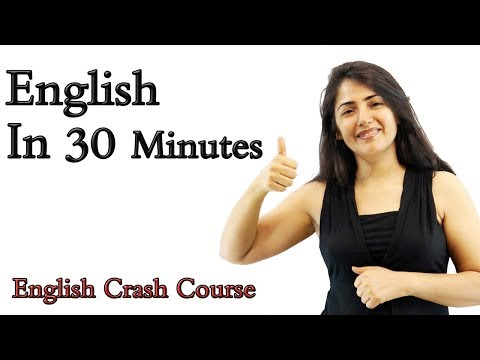 English Speaking Course in Hindi for Beginners - English Spe