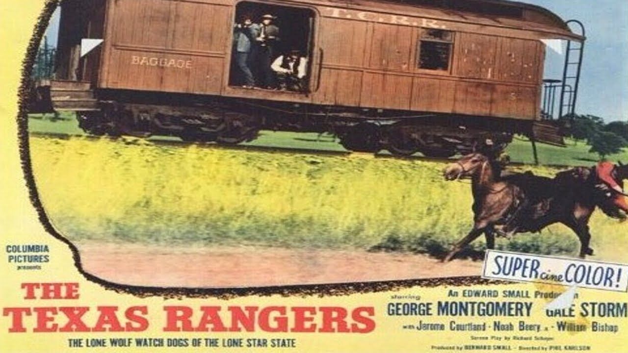 Download The Texas Rangers | Western Movies | Full Length Western Movie In English