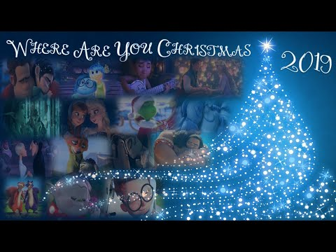 Where Are You Christmas?_Movie Mix (Merry Christmas_Faith Hill_AMV_Official Clip)