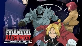 PS2 Longplay [059] Fullmetal Alchemist and the Broken Angel (part 1 of 5)