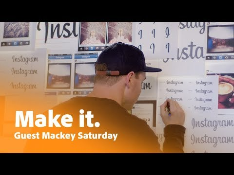 Mackey Saturday: Advice for Designing a Winning Logo | Adobe Creative Cloud