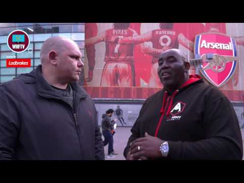 'I fear Andy Carroll' Arsenal vs West Ham Preview with Arsenal Fan TV