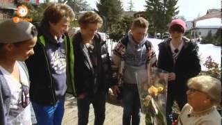 Die Jungs WG im Schnee; Tag 19 thumbnail
