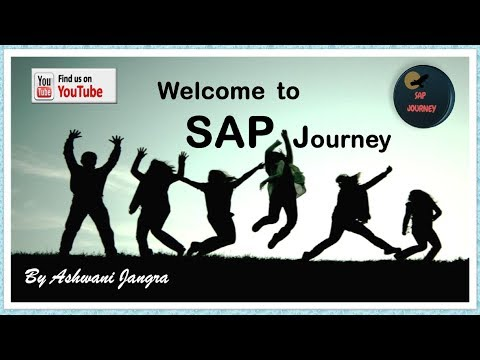 SAP MM Module (Part-3) Overview of Procurement Cycle of MM in Hindi Version.