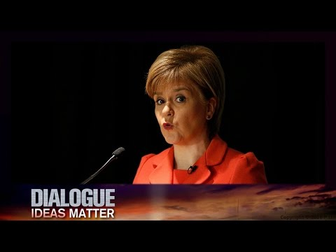 Dialogue— Interview With Ian Bremmer 06/28/2016 | CCTV