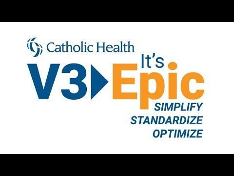Epic | Catholic Health - The Right Way to Care