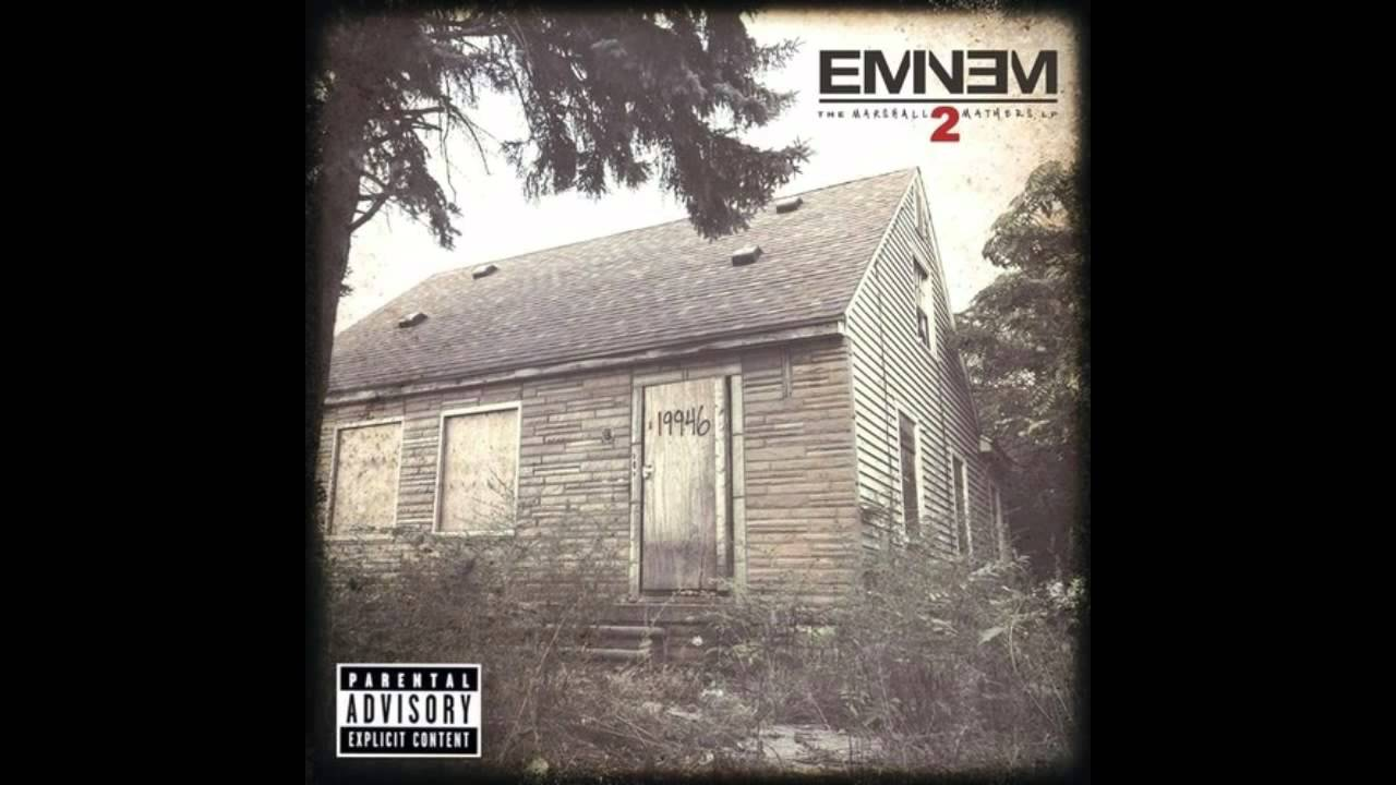 Eminem - Headlights ft. Nate Ruess (New Album MMLP2 The ...