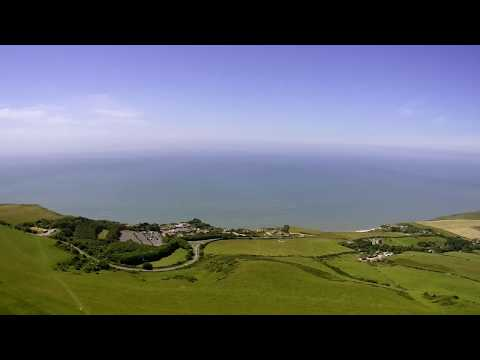 Isle of Wight June 2017 Drone footage 30fps