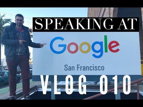 Vlog 010 - Startup Grind Director Retreat Day 1