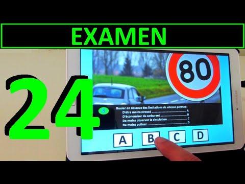 Download Code de la route 2021 #24 - Examen