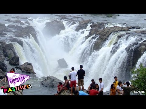 Top 10 Beautiful Waterfalls In India 2015 || Pastimers