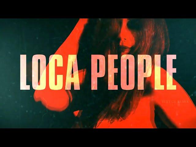 NORBLEE & HAWK & TRP - LOCA PEOPLE 2021 ( CUEBIX Mashup)