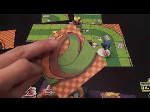 Sonic the Hedgehog: Crash Course | Board Game | BoardGameGeek