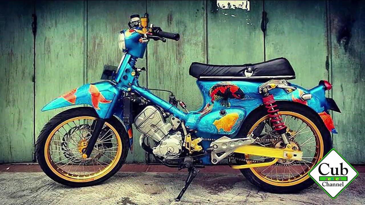 Inspiration Trends Modified The Honda Cub C70