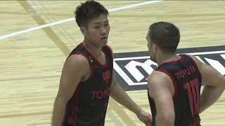 サンロッカーズ渋谷vsアルバルク東京|B.LEAGUE EARLY CUP 2018 KANTO 準決勝