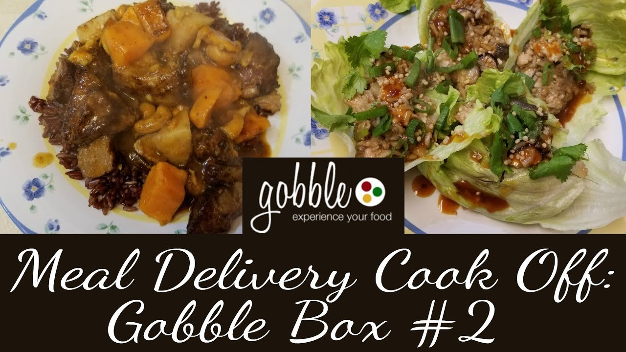 Meal delivery cook off gobble box 2 15 minute meals youtube meal delivery cook off gobble box 2 15 minute meals forumfinder Gallery