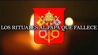Los rituales a un Papa que fallece en el Vaticano thumbnail