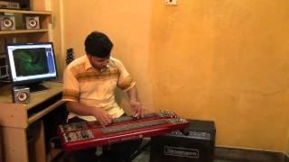 Download Hindi Video Songs - Poth Harabo Bolei Ebaar On Electric Guitar By Pramit Das.avi