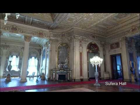 Dolmabahce Palace - Istanbul, Turkey - Oct 20, 2012