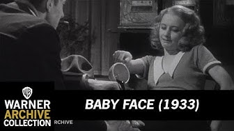 Baby Face (1933) – Coffee On The Hand, Beer Bottle To The Face!