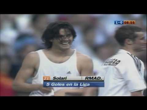 Real Madrid 1 VS 0 Barcelona Solari (03-04)
