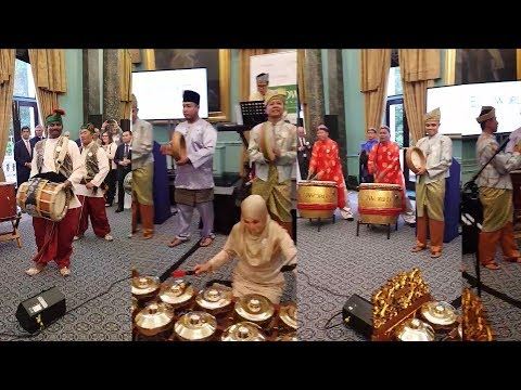 Sangat Epik Kombinasi Irama Alat Musik Tradisional Malaysia ni