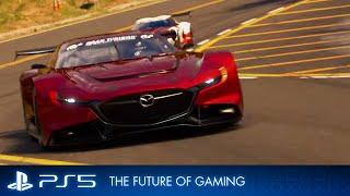 Gran Turismo 7 World Premiere | Sony PS5 Reveal Event